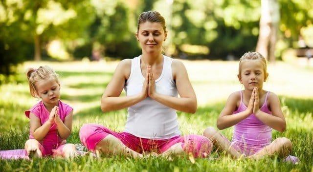 Kinder-Yoga-Lehrer Ausbildung