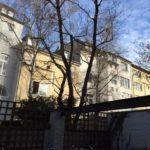 Innenhof (vor dem Frühling)